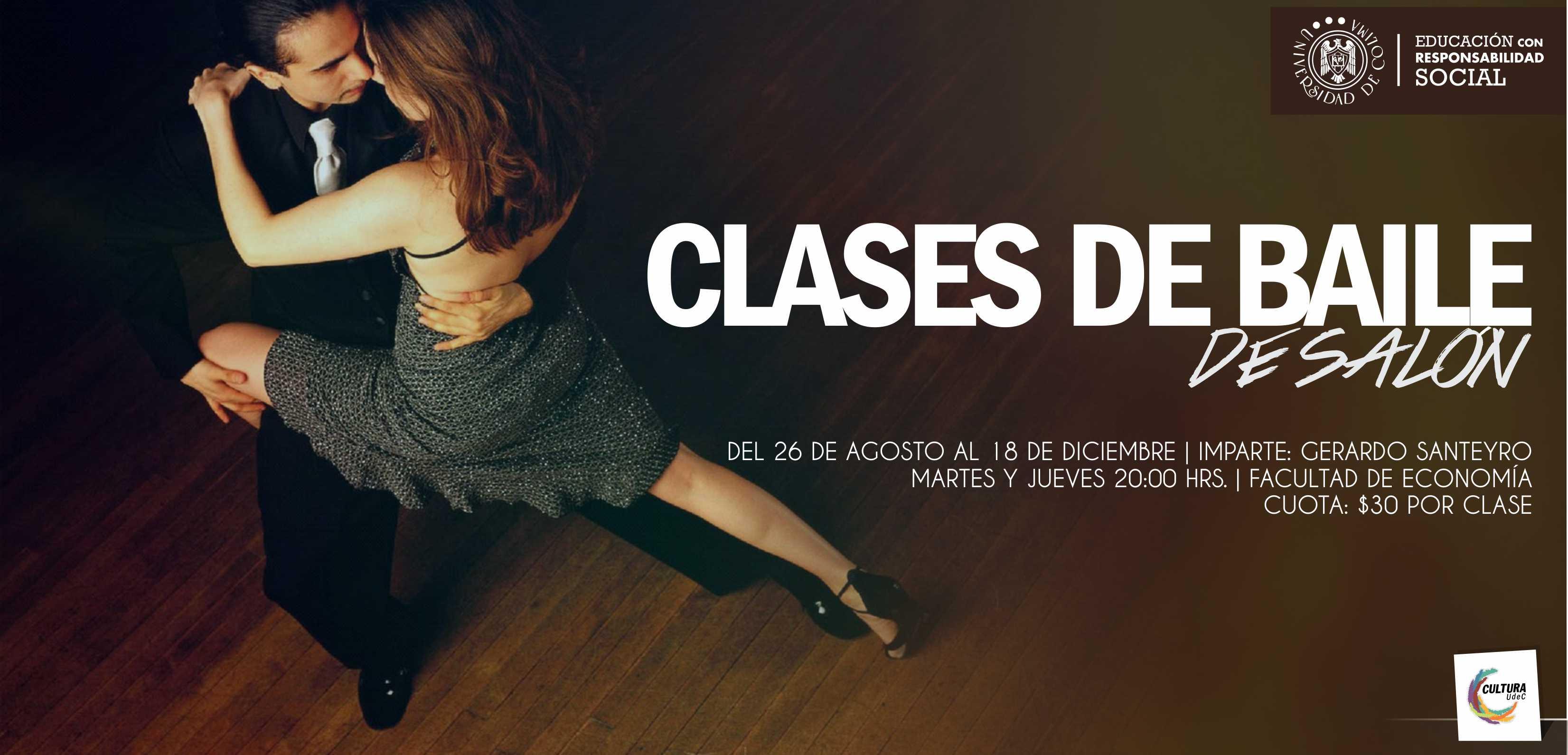 Universidad de colima for Academias de bailes de salon en madrid
